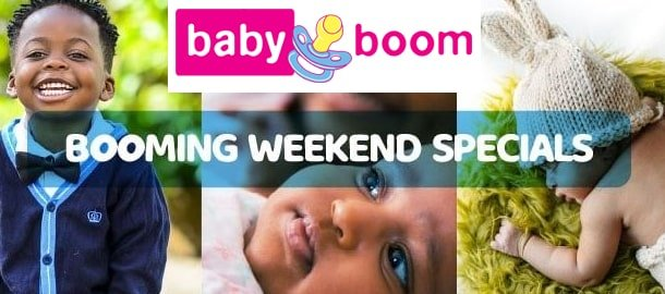 Baby Boom catalogue specials in South Africa