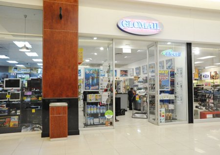A Glomail store
