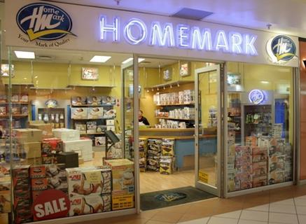A Homemark store